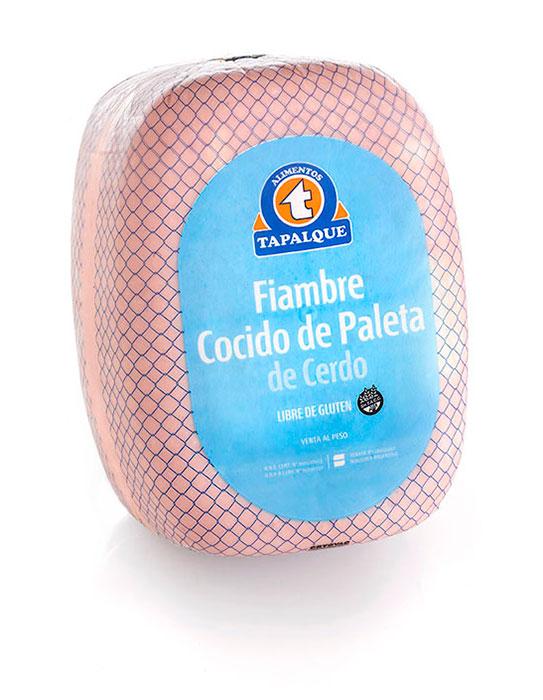 Fiambre Cocido de Paleta de Cerdo